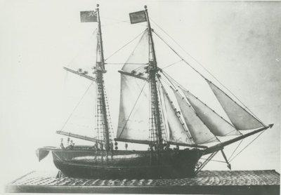 ORKNEY LASS (1856, Brigantine)