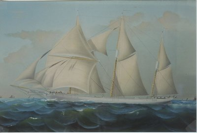 RICHARDS, HENRY C. (1873, Schooner)