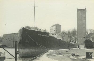 ROEBLING, JOHN A. (1898, Barge)
