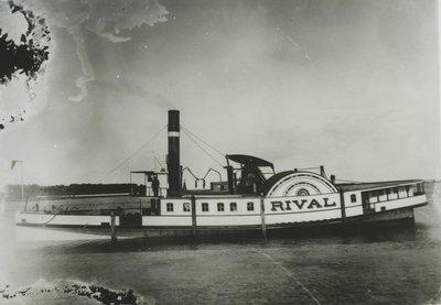 RIVAL (1873, Tug (Towboat))