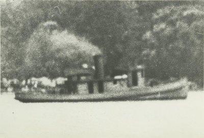 RUBY (1886, Tug (Towboat))