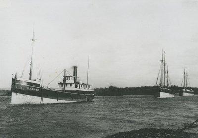 ROSE, D.F. (1868, Barge)