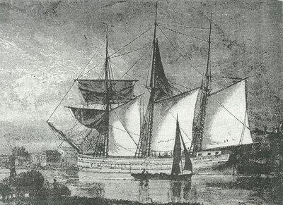VAN STRAUBENZIE, SIR C.T. (1875, Barkentine)