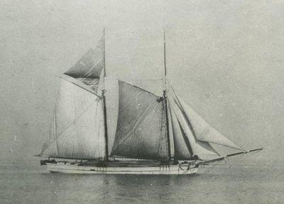 VIENNA (1871, Schooner)