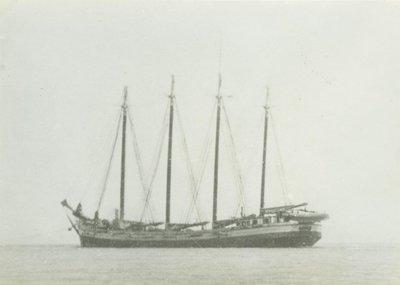 WADENA (1887, Schooner-barge)