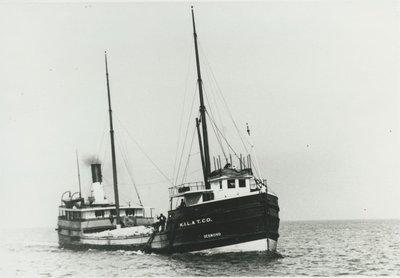 DESMOND (1892, Steambarge)