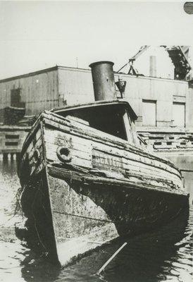 DEXTER (1866, Tug (Towboat))