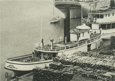 TAWAS (1864, Tug (Towboat))