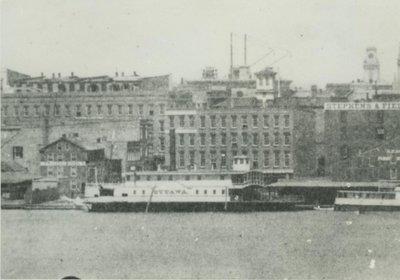 OTTAWA (1853, Steamer)