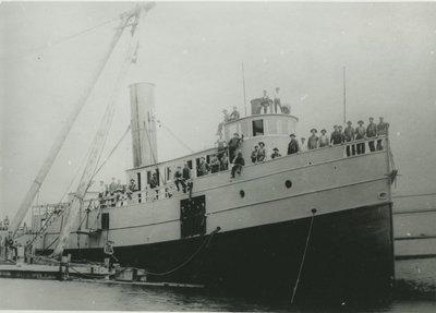 OSBORNE, CHASE S. (1906, Tug (Towboat))