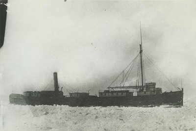 ROANOKE (1867, Package Freighter)