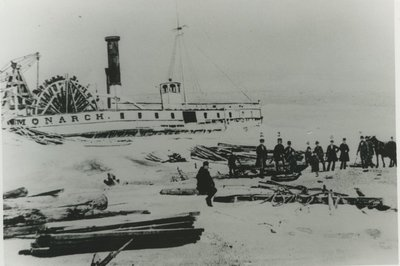MONARCH (1856, Steamer)