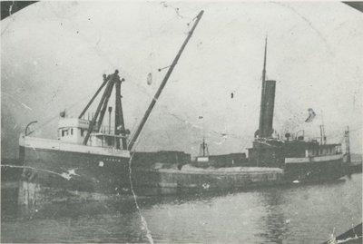 SACHEM (1889, Steambarge)
