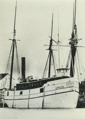 AFRICA (1873, Propeller)