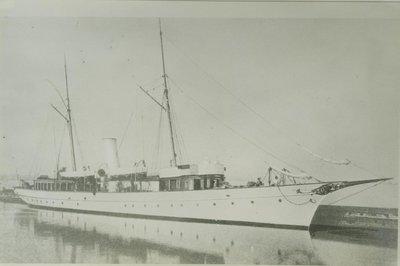 WADENA (1891, Yacht)