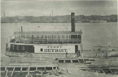 DETROIT (1864, Ferry)