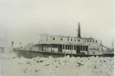 DOMINION (1868, Steambarge)