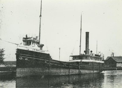 DONALDSON, JAMES P. (1880, Steambarge)