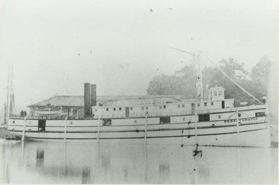 PERSEVERANCE (1864, Propeller)