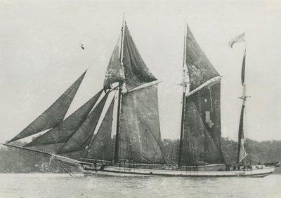 PENOBSCOT (1880, Schooner)