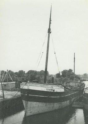 PESHTIGO (1889, Schooner-barge)