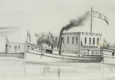 SMITH, ELLA M. (1876, Tug (Towboat))