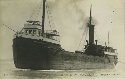 SPARTA (1874, Bulk Freighter)