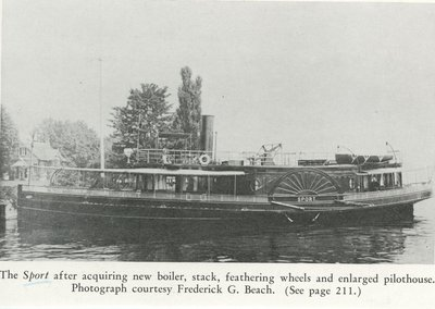 SPORT (1881, Yacht)