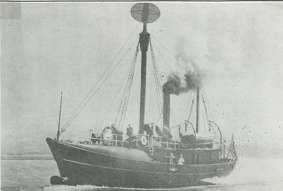 U. S. LIGHTSHIP NO. 82 (1912, Propeller)