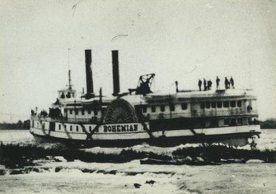 BOHEMIAN (1873, Steamer)