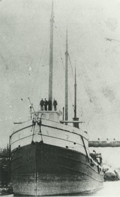ERIN (1881, Steambarge)