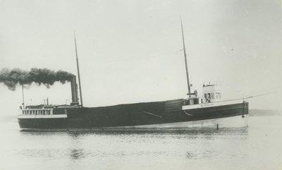 ARGO (1895, Steambarge)