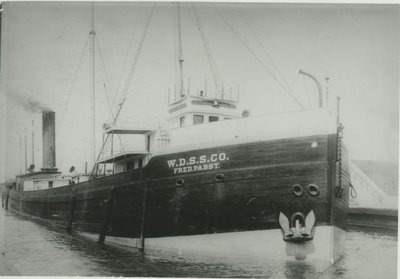 PABST, FRED (1890, Bulk Freighter)