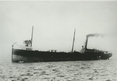 PALMER,  THOMAS  W. (1880, Bulk Freighter)