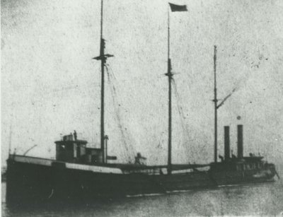 PACKER, HARRY E. (1882, Bulk Freighter)