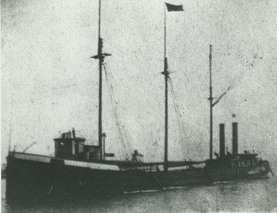 PACKER, HARRY E. (1882, Bulk Freighter)