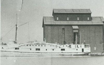 ROCKET (1857, Propeller)