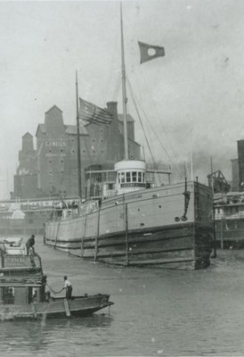 MOHAWK (1893, Package Freighter)