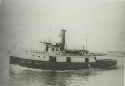 RUMAGE, S.S. (1863, Tug (Towboat))