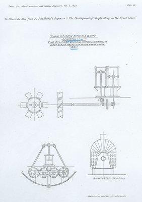 VANDALIA (1841, Propeller)