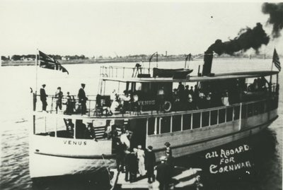 VENUS (1912, Excursion Vessel)