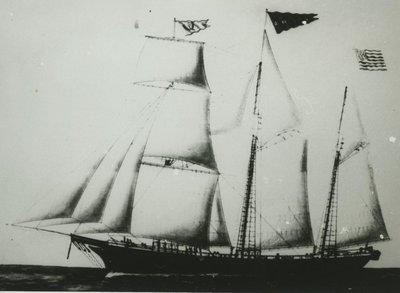 BELL,  JANE (1862, Barkentine)