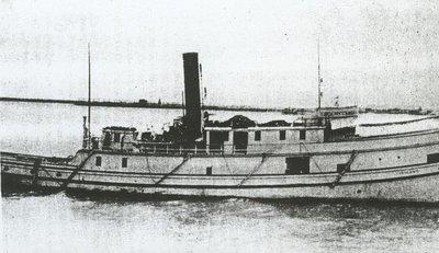 VIGILANT (1896, Tug (Towboat))