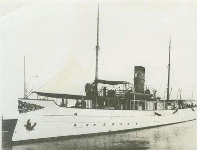 VIGILANT (1904, Propeller)