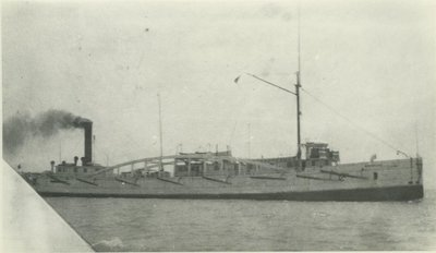 DELAWARE (1878, Package Freighter)