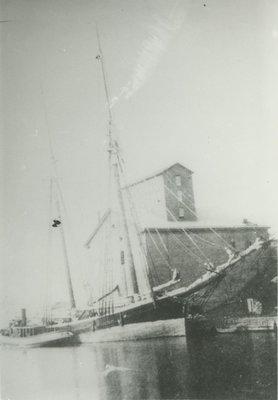 DOLPHIN (1862, Schooner)