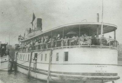LORANCIA (1909, Ferry)