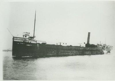 PANTHER (1890, Bulk Freighter)