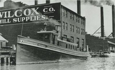 PEERLESS (1893, Tug (Towboat))