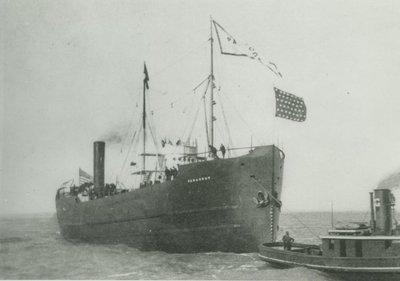 PARAGUARY (1900, Bulk Freighter)